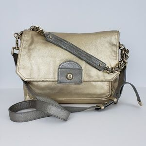 Cole Haan Leather Shoulder/Crossbody